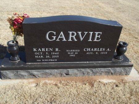 GARVIE, KAREN R - Alfalfa County, Oklahoma | KAREN R GARVIE - Oklahoma Gravestone Photos