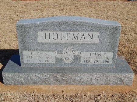 HOFFMAN, JOHN F - Alfalfa County, Oklahoma | JOHN F HOFFMAN - Oklahoma Gravestone Photos