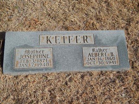 MARTIN KEIFER, JOSEPHINE - Alfalfa County, Oklahoma | JOSEPHINE MARTIN KEIFER - Oklahoma Gravestone Photos