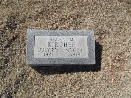 KIRCHER, HELEN M - Alfalfa County, Oklahoma | HELEN M KIRCHER - Oklahoma Gravestone Photos