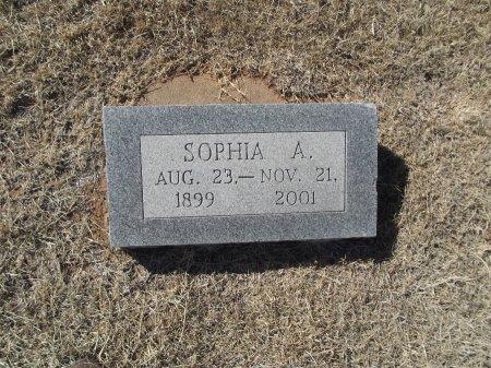 KIRCHER, SOPHIA A - Alfalfa County, Oklahoma | SOPHIA A KIRCHER - Oklahoma Gravestone Photos