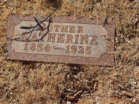 KURZ, KATHERINE - Alfalfa County, Oklahoma | KATHERINE KURZ - Oklahoma Gravestone Photos