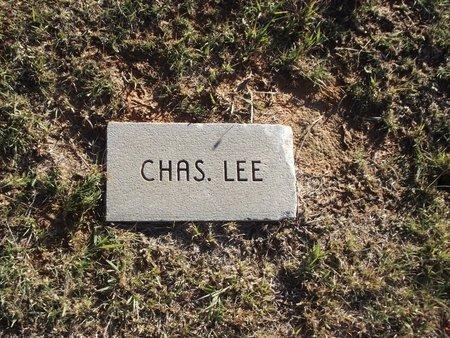 LEE, CHARLES - Alfalfa County, Oklahoma | CHARLES LEE - Oklahoma Gravestone Photos