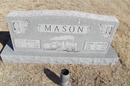 MASON, SUE IREENA - Alfalfa County, Oklahoma | SUE IREENA MASON - Oklahoma Gravestone Photos