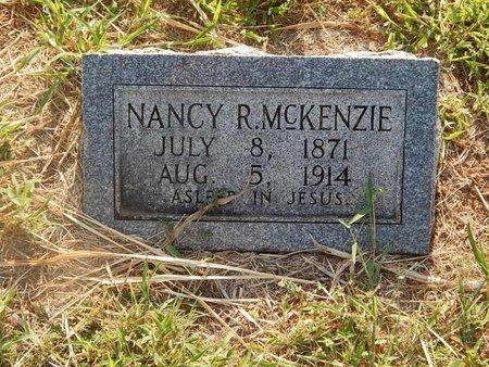MCKENZIE, NANCY R - Alfalfa County, Oklahoma | NANCY R MCKENZIE - Oklahoma Gravestone Photos