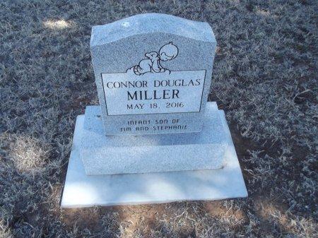 MILLER, CONNOR DOUGLAS - Alfalfa County, Oklahoma | CONNOR DOUGLAS MILLER - Oklahoma Gravestone Photos