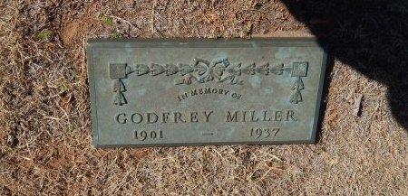 MILLER, GODFREY - Alfalfa County, Oklahoma   GODFREY MILLER - Oklahoma Gravestone Photos