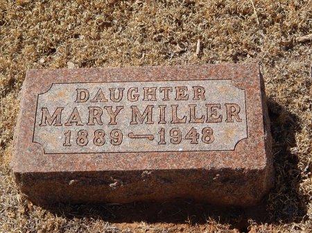 KURZ MILLER, MARY - Alfalfa County, Oklahoma | MARY KURZ MILLER - Oklahoma Gravestone Photos