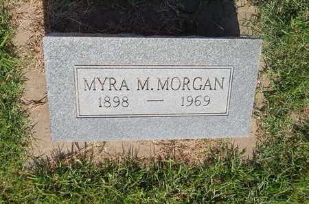 MORGAN, MYRA M - Alfalfa County, Oklahoma | MYRA M MORGAN - Oklahoma Gravestone Photos