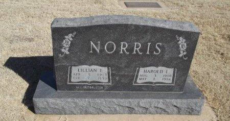 NORRIS, LILLIAN I - Alfalfa County, Oklahoma | LILLIAN I NORRIS - Oklahoma Gravestone Photos