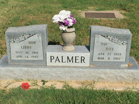 PALMER, LIBBY - Alfalfa County, Oklahoma   LIBBY PALMER - Oklahoma Gravestone Photos