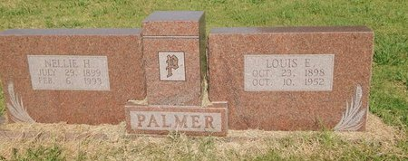 PALMER, LOUIS E - Alfalfa County, Oklahoma | LOUIS E PALMER - Oklahoma Gravestone Photos