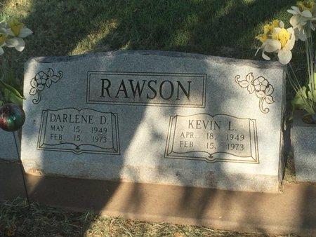 RAWSON, DARLENE D - Alfalfa County, Oklahoma | DARLENE D RAWSON - Oklahoma Gravestone Photos