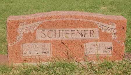 SCHIFFNER, EFFIE M - Alfalfa County, Oklahoma | EFFIE M SCHIFFNER - Oklahoma Gravestone Photos