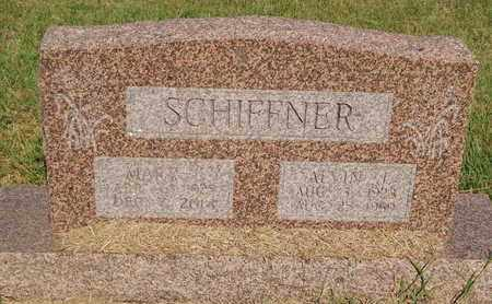 SCHIFFNER, ALVIN J - Alfalfa County, Oklahoma | ALVIN J SCHIFFNER - Oklahoma Gravestone Photos