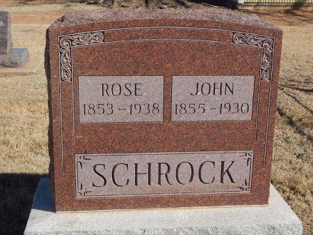 SCHROCK, ROSE - Alfalfa County, Oklahoma | ROSE SCHROCK - Oklahoma Gravestone Photos
