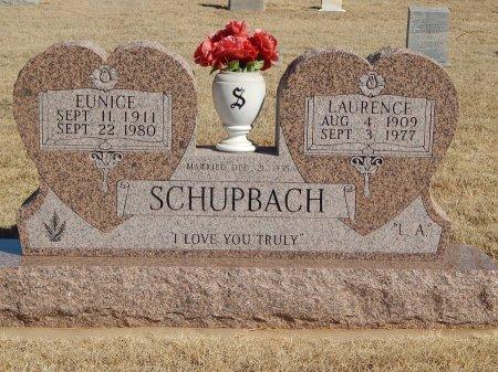 SCHUPBACH, LAURENCE - Alfalfa County, Oklahoma | LAURENCE SCHUPBACH - Oklahoma Gravestone Photos