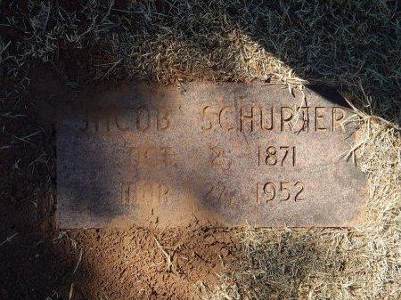 SCHURTER, JACOB - Alfalfa County, Oklahoma | JACOB SCHURTER - Oklahoma Gravestone Photos