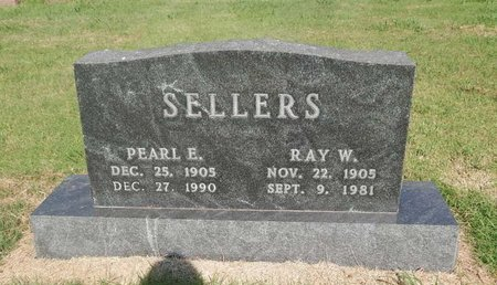 SELLERS, RAY W - Alfalfa County, Oklahoma   RAY W SELLERS - Oklahoma Gravestone Photos