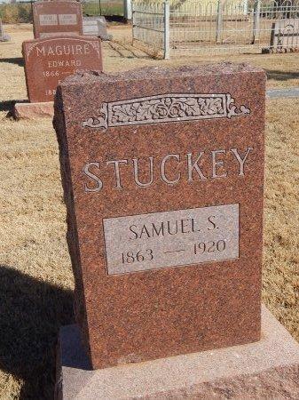 STUCKEY, SAMUEL S - Alfalfa County, Oklahoma | SAMUEL S STUCKEY - Oklahoma Gravestone Photos