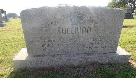 SULLIVAN, RUBY A - Alfalfa County, Oklahoma | RUBY A SULLIVAN - Oklahoma Gravestone Photos