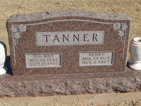 TANNER, HENRY - Alfalfa County, Oklahoma | HENRY TANNER - Oklahoma Gravestone Photos
