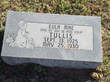 TULLIS, EULA MAE - Alfalfa County, Oklahoma | EULA MAE TULLIS - Oklahoma Gravestone Photos