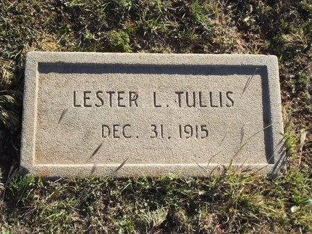 TULLIS, LESTER L - Alfalfa County, Oklahoma | LESTER L TULLIS - Oklahoma Gravestone Photos