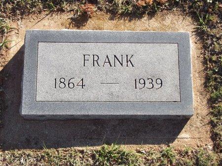 VEATCH, FRANK - Alfalfa County, Oklahoma | FRANK VEATCH - Oklahoma Gravestone Photos