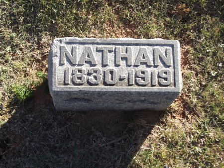 VEATCH, NATHAN - Alfalfa County, Oklahoma | NATHAN VEATCH - Oklahoma Gravestone Photos