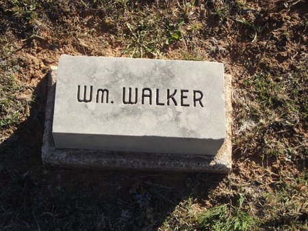 WALKER, WILLIAM - Alfalfa County, Oklahoma | WILLIAM WALKER - Oklahoma Gravestone Photos