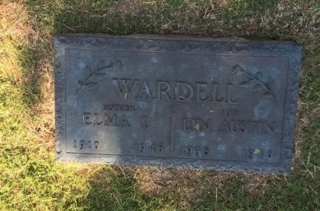 WARDELL, ELMA L - Alfalfa County, Oklahoma | ELMA L WARDELL - Oklahoma Gravestone Photos