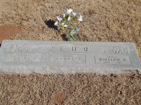 ZEHR, FAMILY - Alfalfa County, Oklahoma | FAMILY ZEHR - Oklahoma Gravestone Photos