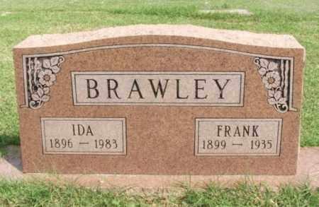 BRAWLEY, FRANK - Beckham County, Oklahoma   FRANK BRAWLEY - Oklahoma Gravestone Photos