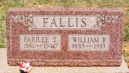 SMITH FALLIS, PARILEE - Beckham County, Oklahoma | PARILEE SMITH FALLIS - Oklahoma Gravestone Photos