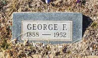 GILCHRIST, GEROGE F - Beckham County, Oklahoma   GEROGE F GILCHRIST - Oklahoma Gravestone Photos