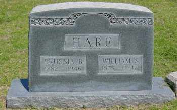 HARE, WILLIAM SHERDIAN - Beckham County, Oklahoma | WILLIAM SHERDIAN HARE - Oklahoma Gravestone Photos