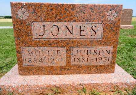CUMMINGS JONES, MOLLIE E - Beckham County, Oklahoma | MOLLIE E CUMMINGS JONES - Oklahoma Gravestone Photos