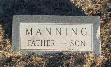 MANNING, FATHER - Beckham County, Oklahoma | FATHER MANNING - Oklahoma Gravestone Photos