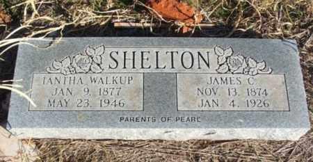 SHELTON, IANTHA - Beckham County, Oklahoma   IANTHA SHELTON - Oklahoma Gravestone Photos