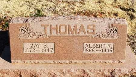 THOMAS, MAY B - Beckham County, Oklahoma | MAY B THOMAS - Oklahoma Gravestone Photos