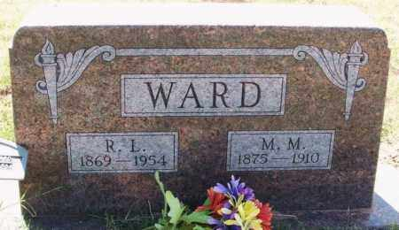 WARD, ROBERT LEE - Beckham County, Oklahoma | ROBERT LEE WARD - Oklahoma Gravestone Photos
