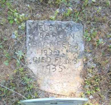 BARTON, HELEN LOUISE - Bryan County, Oklahoma | HELEN LOUISE BARTON - Oklahoma Gravestone Photos