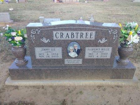 CRABTREE, JIMMY LEE - Bryan County, Oklahoma | JIMMY LEE CRABTREE - Oklahoma Gravestone Photos