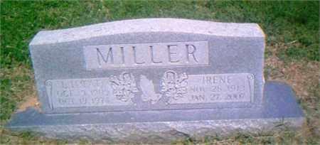 MILLER, HUGH LOWELL - Bryan County, Oklahoma | HUGH LOWELL MILLER - Oklahoma Gravestone Photos