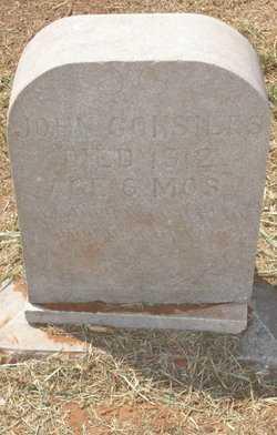 GONSILES, JOHN - Caddo County, Oklahoma   JOHN GONSILES - Oklahoma Gravestone Photos
