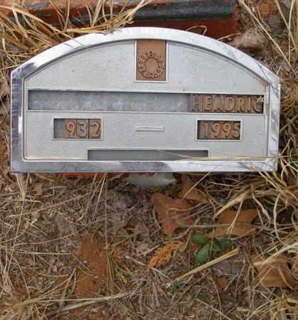HEADRICK, UNKNOWN - Caddo County, Oklahoma | UNKNOWN HEADRICK - Oklahoma Gravestone Photos