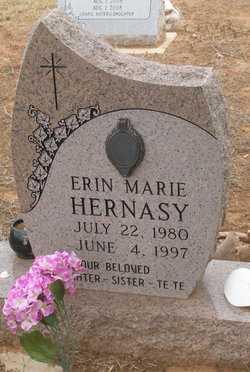 HERNASY, ERIN MARIE - Caddo County, Oklahoma | ERIN MARIE HERNASY - Oklahoma Gravestone Photos
