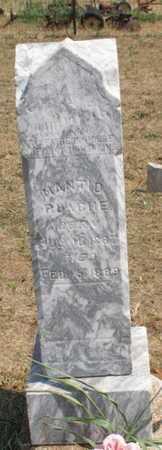 ROACHE, MANTIO - Caddo County, Oklahoma | MANTIO ROACHE - Oklahoma Gravestone Photos