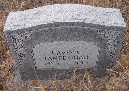 TANEDOOAH, LAVINA - Caddo County, Oklahoma | LAVINA TANEDOOAH - Oklahoma Gravestone Photos